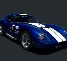 1965 Shelby Daytona Coupe Replica by TeeMack