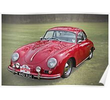 Porsche 1600 Super Poster