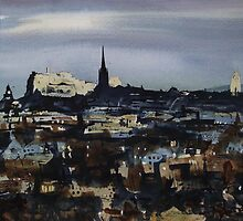 Edinburgh 2 by Ross Macintyre