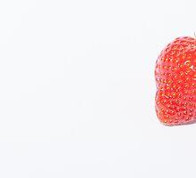 Strawberry by Michael Hollinshead