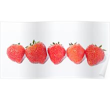 strawberrys Poster