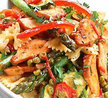 Chicken and Pasta Salad by franz168