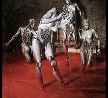 Cyberpunk Photography 032 by Ian Sokoliwski