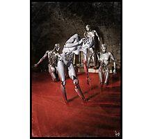 Cyberpunk Photography 032 Photographic Print