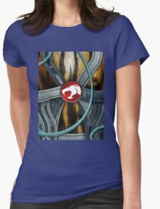 Tygrish Womens Fitted T-Shirt
