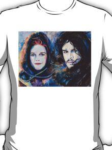 Ygritte, Jon Snow T-Shirt