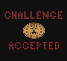 Challenge Accepted by SwanStarDesigns