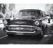 Stretched Chevrolet Photographic Print
