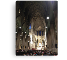 St. Patrick Cathedral Canvas Print