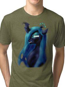 Queen Chrysalis - The Pestilence Tri-blend T-Shirt