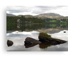 Lough Eske Reflections Canvas Print