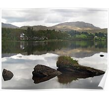 Lough Eske Reflections Poster
