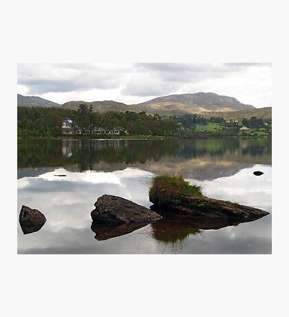 Lough Eske Reflections Photographic Print