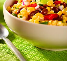 Corn and Bean Salad by franz168