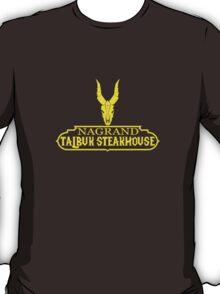 Nagrand Talbuk Steakhouse T-Shirt