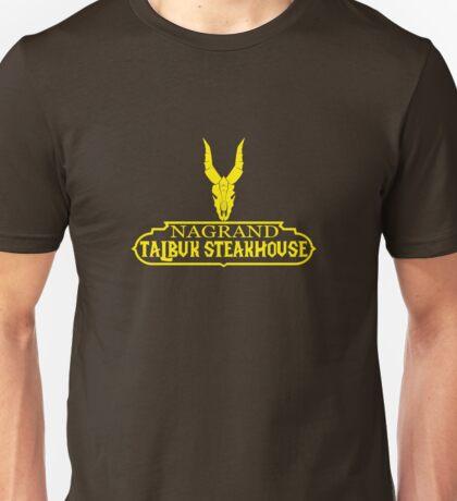 Nagrand Talbuk Steakhouse Unisex T-Shirt