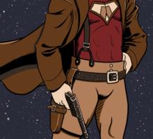 Captain Tightpants - STICKER Sticker