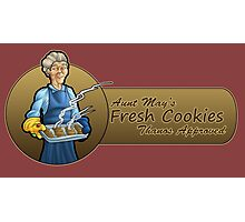 Aunt May's Fresh Cookies Photographic Print