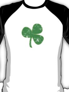 Vintage Clover St Patricks Day T-Shirt