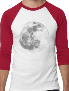 Man on the moon Men's Baseball ¾ T-Shirt