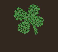 Clover Made Of Clovers St Patricks Day Unisex T-Shirt