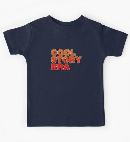 Cool Story Bra Kids Tee
