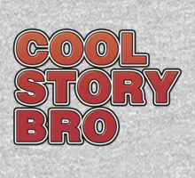 Cool Story Bro Kids Clothes