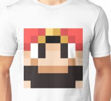 Sethbling Minecraft skin Unisex T-Shirt
