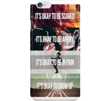 It's Okay - MCR iPhone Case/Skin