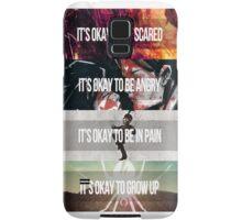 It's Okay - MCR Samsung Galaxy Case/Skin