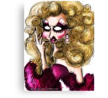 Lil' Poundcake Canvas Print