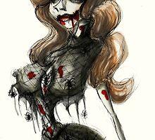 Roxxxy Andrews- Spider Queen by missdaytripper