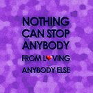 Nothing Can Stop Anybody by Zambina