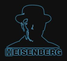 Heisenberg ( neon ) by lab80