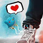 sneaker Love by pinguin