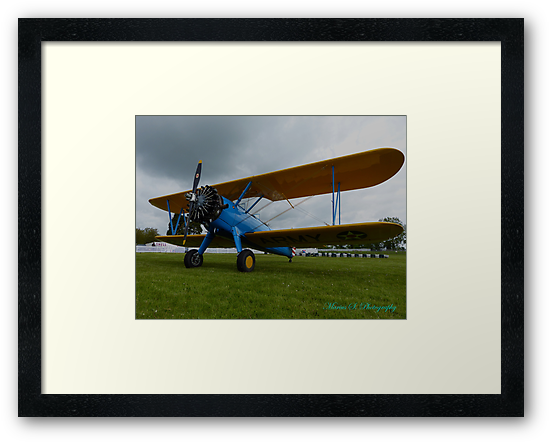 Stearman A King of Aviation by mariusvic