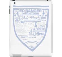 Ed Banger Japan Tour T-Shirt iPad Case/Skin