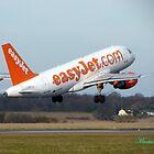 A319 take off by mariusvic