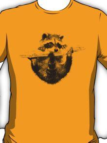 Hanging Raccoon T-Shirt