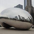 Chicago Beam by Nancy Badillo