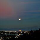 Full moon moment by Karen01