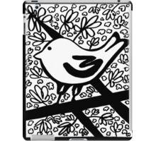 Bird on a Branch iPad Case/Skin