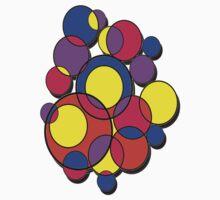 Circles of colour! Kids Clothes