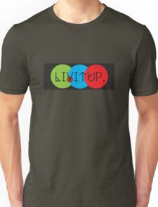Mind Body Soul Unisex T-Shirt