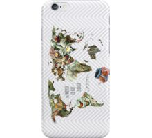 THE WORLD IS NOT ENOUGH iPhone Case/Skin