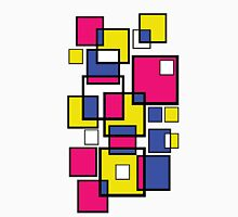 Abstract squares! Unisex T-Shirt