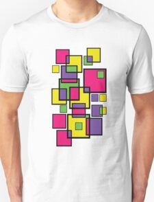 An abstract of squares! T-Shirt
