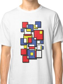 An abstract of squares - shadow Classic T-Shirt