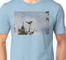 British Sparrow Unisex T-Shirt