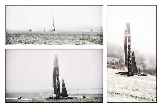 Oracle in San Francisco by Kasia-D